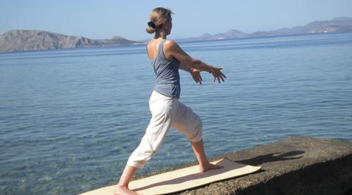 Yoga Wann und Wo Andrea Rittich